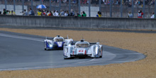 2012 Le Mans First hour of racing Gallery