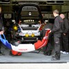 No. 67 Porsche 911 RSR IMSA Performance Matmut maintenance in prep for the first fee practice