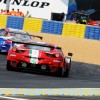 LM GTE Pro Ferrari 458 Italia AF Corse out for the first Practice session of Le Mans
